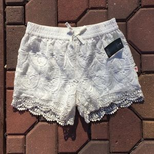 Lucky Brand Youth Girls Vanilla Ice Shorts Size L
